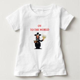 Macacão Para Bebê judaico