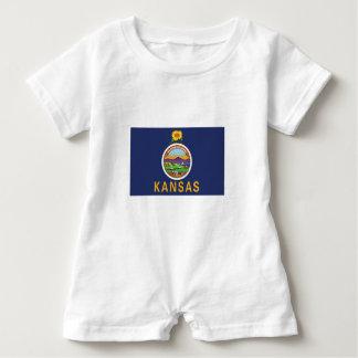 Macacão Para Bebê Kansas