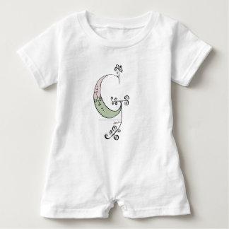 Macacão Para Bebê Letra mágica G do design tony dos fernandes