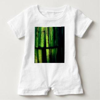Macacão Para Bebê Macro verde
