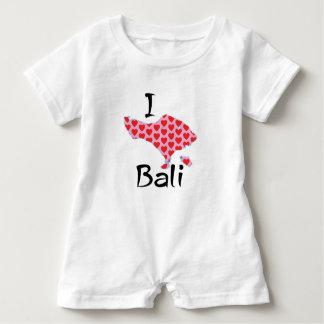 Macacão Para Bebê Mim coração Bali