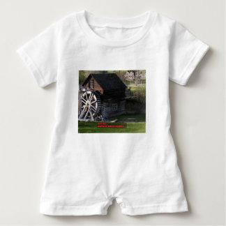 Macacão Para Bebê Moinho da munição, Keremeos, BC, Canadá