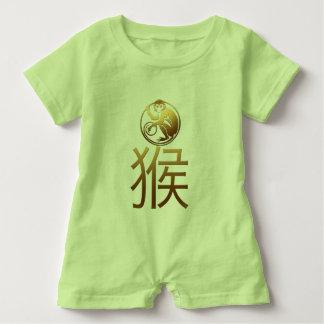 Macacão Para Bebê Nascer no bebê verde do ano 2016 do macaco