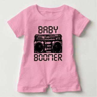 Macacão Para Bebê Nascido no Baby Boom