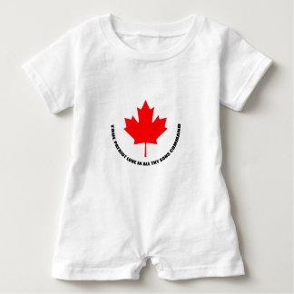 Macacão Para Bebê o amor verdadeiro do patriota em todos thy filhos