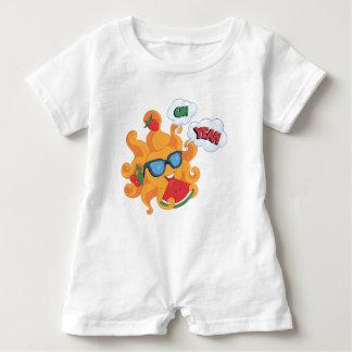 Macacão Para Bebê Oh! Yeah! é verão