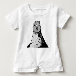 Macacão Para Bebê Pássaros mudos