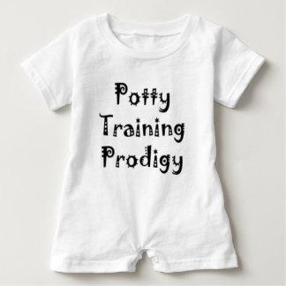 Macacão Para Bebê PottyTrainingProdigy