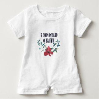 Macacão Para Bebê Provérbios da aguarela