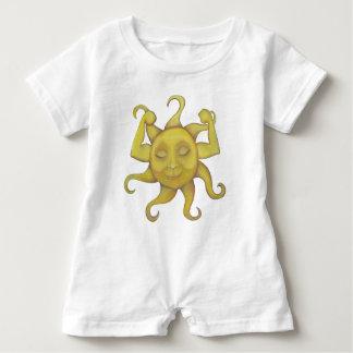 Macacão Para Bebê Râ sol