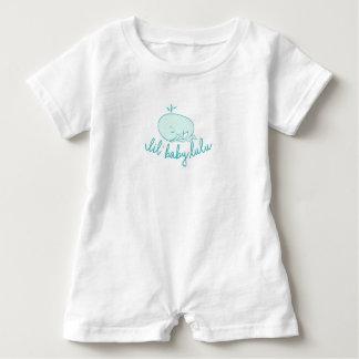 Macacão Para Bebê Romper de Lulu do bebê de Lil