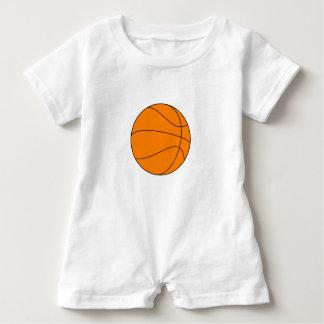 Macacão Para Bebê Romper do jérsei do basquetebol