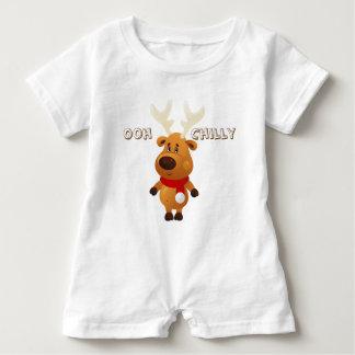 Macacão Para Bebê Romper frio do bebê de Ooh