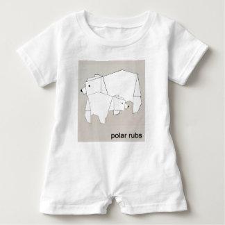 Macacão Para Bebê RUB polares