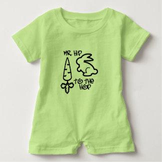 """Macacão Para Bebê """"Sr. Quadril Romper do bebê ao salto"""""""
