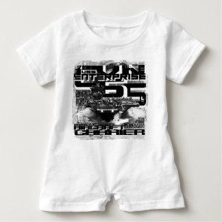 Macacão Para Bebê T-shirt do Romper do bebê da empresa do