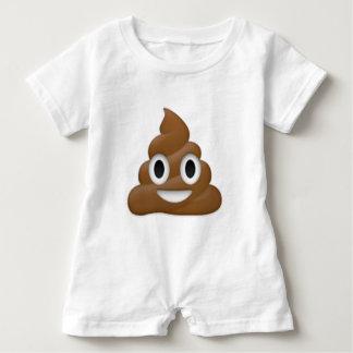 Macacão Para Bebê Tombadilho-emoji divertido - design dos desenhos