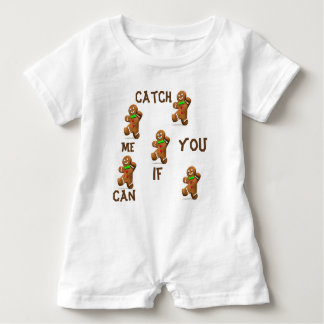Macacão Para Bebê Trave-me se você pode Romper do bebê