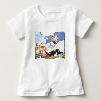 Macacão Para Bebê Valkyries