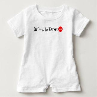 Macacão Para Bebê Viagem grande ao Romper do bebê de Japão