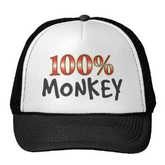 Macaco 100 por cento bones