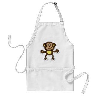 macaco avental