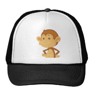 macaco bonito boné