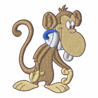 Macaco bonito da música