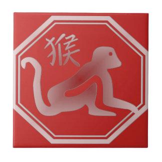 macaco chinês do zodíaco