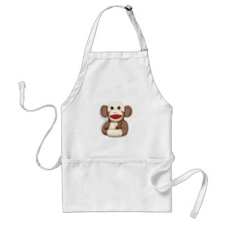 Macaco clássico da peúga avental