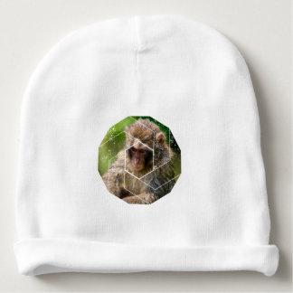 Macaco da neve gorro para bebê