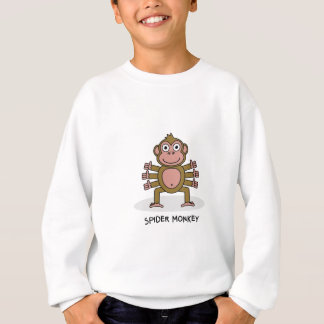 Macaco de aranha agasalho