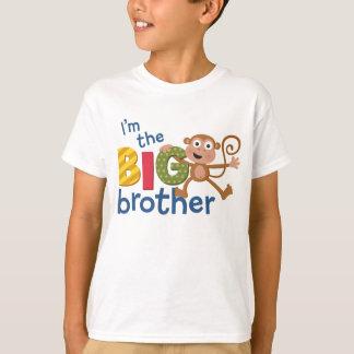 Macaco do big brother camiseta