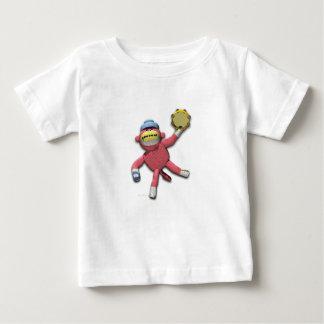 Macaco do pandeiro camiseta
