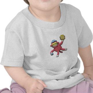 Macaco do pandeiro tshirts