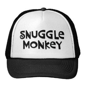 Macaco do Snuggle Boné