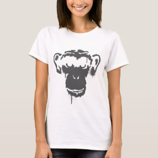 Macaco dos grafites camiseta