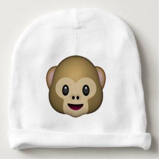 Macaco - Emoji Gorro Para Bebê