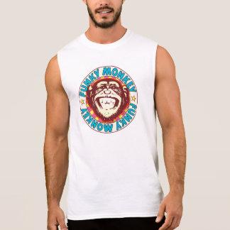 Macaco Funky Camisas Sem Mangas