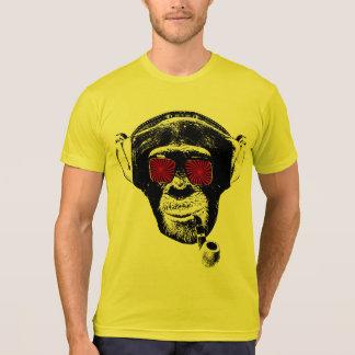Macaco louco camiseta