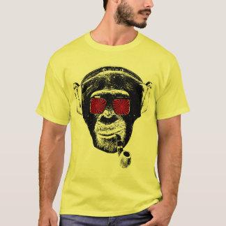 Macaco louco camisetas