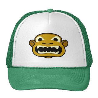 macaco médio boné