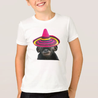 Macaco mexicano camiseta