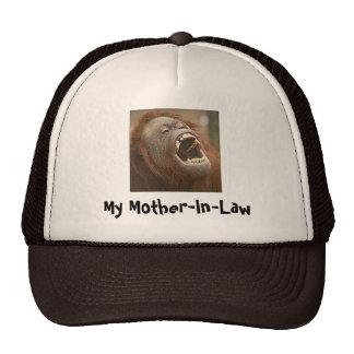 macaco, minha sogra boné