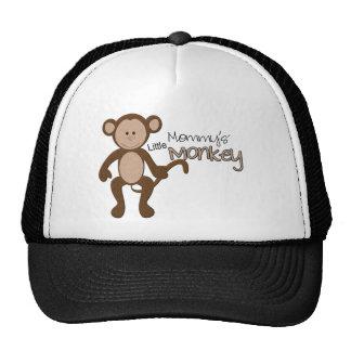 Macaco pequeno boné
