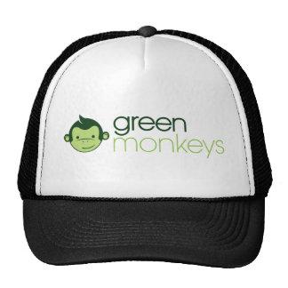 Macacos verdes boné