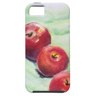 Maçãs, maçãs capa tough para iPhone 5