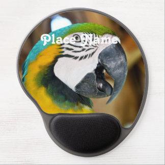 Macaw Mouse Pad De Gel