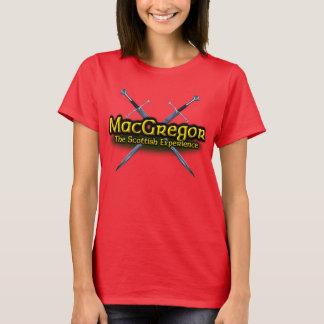 MacGregor o clã escocês da experiência Camiseta