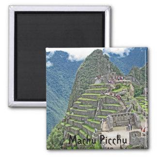 Machu Picchu Imã De Refrigerador